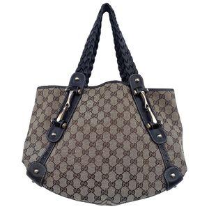 Gucci Pelham Monogram Canvas Bag